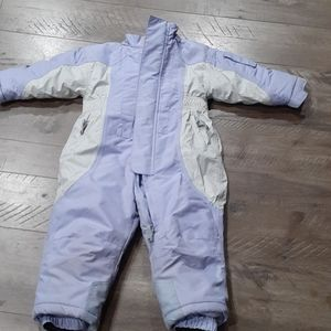 3T full piece athletic works snow suit